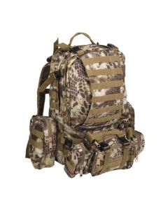 Defense Pack Assembly Mandra Tan