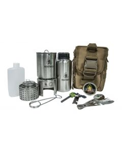Pathfinder Trail Pro Cooking Set