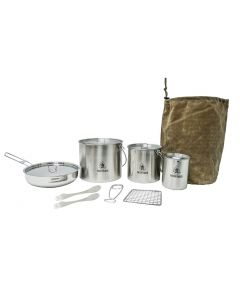 Pathfinder Woodland Chef Cook Kit